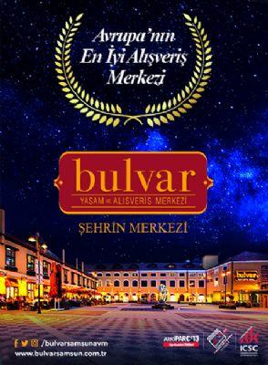 Bulvar Samsun Shopping Mall